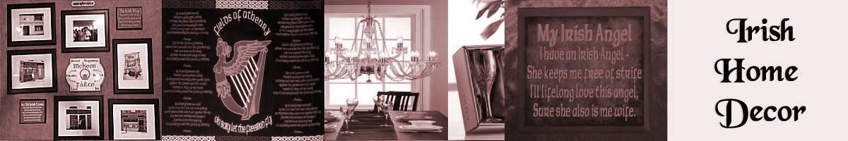 Irish Home Decor Ideas And Gifts