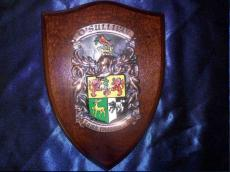 Irish Gifts, Family Crests, Coat of Arms, Claddagh Jewellery and