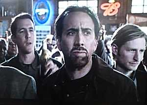 Nicolas Cage in scene from Movie 'Seeking Justice'