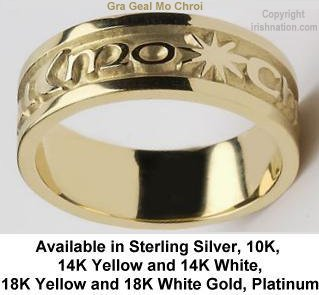 Irish Wedding Rings, wedding